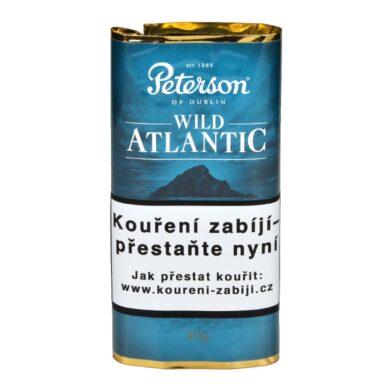 Dýmkový tabák Peterson Wild Atlantic, 40g(01641)