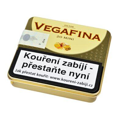Doutníky Vegafina Filter Aroma Mini, 20ks(436500-75)