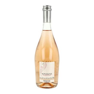 Víno Spadafora Monamour 0,75l 11,5% 2020, růžové(6809798)