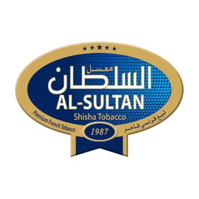 Tabák do vodní dýmky Al-Sultan 2 Apples (2), 50g/V(1993V)