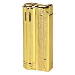 Zapalovač Faro Round Gold(24111)