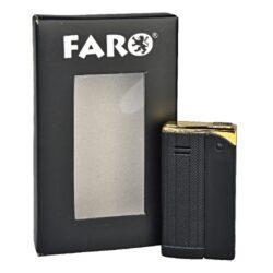 Zapalovač Faro Slim Black(24116)