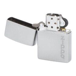 Zapalovač Zippo Vertical Logo, patinovaný(Z 255030)