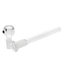 Skleněný bong s perkolací Grace Glass LED Octopus red Ice 41cm(G1508R)