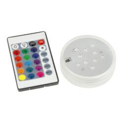 Osvětlení pro bongy a vodní dýmky LED, 70mm(06735SMA)