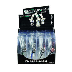 Skleněný bong Champ High Mini 12,5cm  (506130)