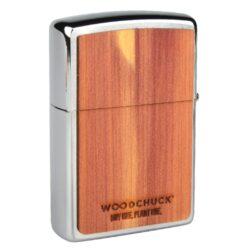 Zapalovač Zippo Woodchuck Cedar, lesklý(Z 218967)