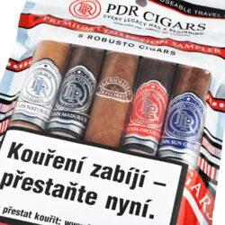 Doutníky PDR El Criollito Fresh Pack 5 Robusto, 5ks(7140005)
