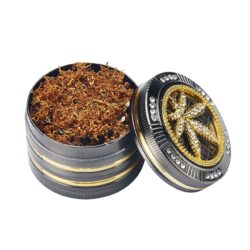 Drtič na tabák Champ High Leaf kovový 50mm(506117)