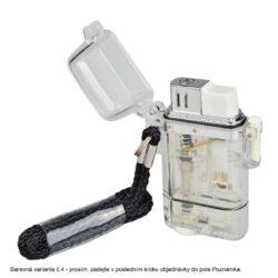 Žhavící zapalovač FARO Turbo Aqua Waterproof(22001)