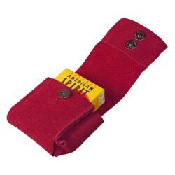 Pouzdro na cigarety JOY 85/100mm, červené(617768)
