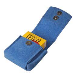 Pouzdro na cigarety JOY 85/100mm, modré(617769)