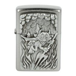 Zapalovač Zippo Devil, patinovaný(Z 151370)