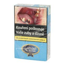 Tabák do vodní dýmky Al-Sultan 2 Apples (2), 50g/Z(1993Z)