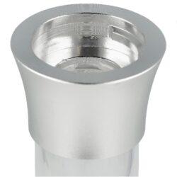 Vodní dýmka Aladin Alux Admiral Silver 50cm(463291)