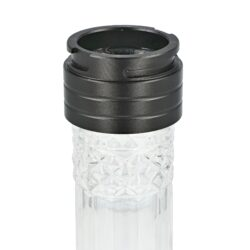 Vodní dýmka Kaya Elox Manor Black 62cm(477409)