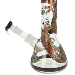 Skleněný bong Grace Glass Ice Dragon, 32cm(G190)