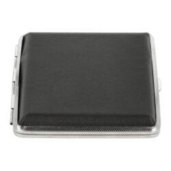 Cigaretové pouzdro koženka, černé, 20cig.(604941)