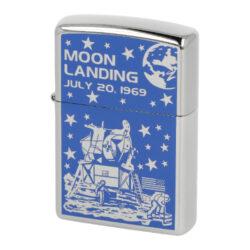 Zapalovač Zippo Moon Landing, leštěný(Z 140013S)
