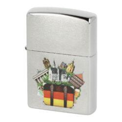 Zapalovač Zippo German Monuments, broušený(Z 140030S)
