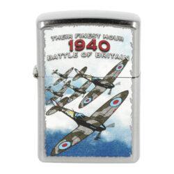 Zapalovač Zippo Battle of Britain 1940, patina(Z 140032S)