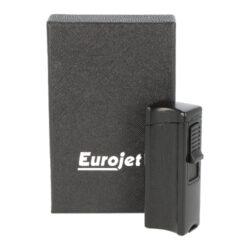 Doutníkový zapalovač Eurojet Namsos, černý(221014)