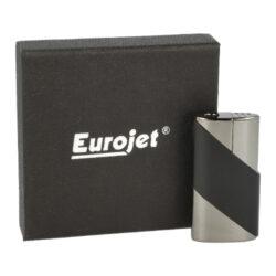 Tryskový zapalovač Eurojet Tomsk, černý(251015)