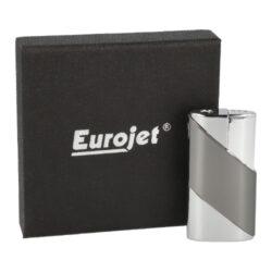 Tryskový zapalovač Eurojet Tomsk, šedý(251016)