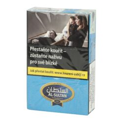 Tabák do vodní dýmky Al-Sultan Blackberry (8), 50g/F(1997F)