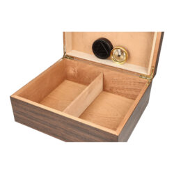 Humidor na doutníky ořech, 25D, 26x22x11cm(561273)