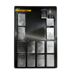 Benzínový zapalovač Chrome(21303)