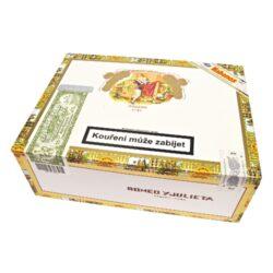 Doutníky Romeo y Julieta No.2 A/T, 25ks-Kubánské doutníky Romeo y Julieta No.2 A/T. Balené po 25 ks. Délka: 129mm, průměr: 17mm. Odběr po celém balení.
