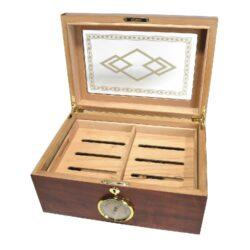 Humidor na doutníky Indas 70D, stolní(82034)