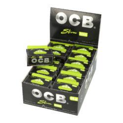 Cigaretové papírky OCB Rolls-Cigaretové papírky OCB Rolls. Délka 4m, šířka 45mm. Prodej pouze po celém balení (displej) 24ks.