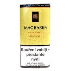 Dýmkový tabák Mac Baren Vanilla Cream, 50g-Dýmkový tabák Mac Baren Vanilla Cream. Směs z vybraných druhů zralého tabáku Virginie a jemného černého Cavendishe s velmi příjemným vanilkovým aroma a sladkou chutí. Balení pouch 50g.