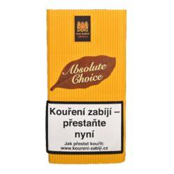 Dýmkový tabák Mac Baren Aromatic Choice, 40g-Velmi kvalitní a oblíbený dýmkový tabák Mac Baren. Směs zlatých virginských, výběrového Cavendishe a Burley tabáků vyniká jemnou chutí, neštípe na jazyku a při kouření má velmi jemné a příjemné aroma. Balení pouch 40g.