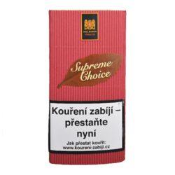 Dýmkový tabák Mac Baren Cherry Choice, 40g-Velmi kvalitní a oblíbený dýmkový tabák Mac Baren. Jemná a příjemná dýmková směs zlaté Virginie, Cavendishe a Burley tabáku s jemným třešňovým aroma. Balení pouch 40g.