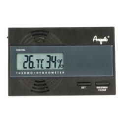 Vlhkoměr digitální Angelo, 90x60x9mm(82102)