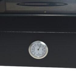 Humidor na doutníky Black 25D, stolní(82024)