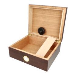 Humidor na doutníky Červenohnědý(920410)