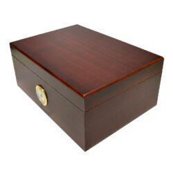 Humidor na doutníky Červenohnědý(920510)