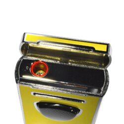 Doutníkový zapalovač Lamborghini Pergusa, žlutý(91019)