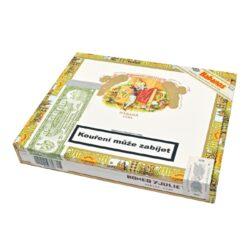 Doutníky Romeo y Julieta Mille Fleurs, 10ks-Kubánské doutníky Romeo y Julieta Mille Fleurs. Balené po 10 ks. Délka: 129mm, průměr: 16,7mm. Odběr po celém balení.