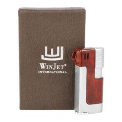 Dýmkový zapalovač Winjet, hnědý(22200)