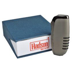 Zapalovač Hadson Elegance, šedý(10247)