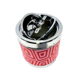 Cigaretový popelník Retro, kovový(225280)