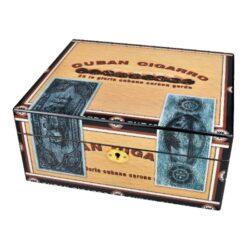 Humidor na doutníky Cuba Cigarro 35D, stolní(920310)