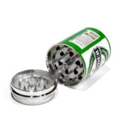 Drtič tabáku Beercan, kovový(340370)