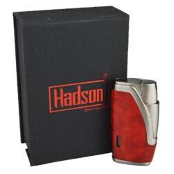 Doutníkový zapalovač Hadson Bachelor, mramor(10298)