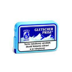 Šňupací tabák Gletscher Prise, 10g-Šňupací tabák Gletscher Prise. Ideál šňupacího tabáku, mírný a čerstvý svým jedinečně komponovaným aroma s kolumbijským olejem. Balení 10g.